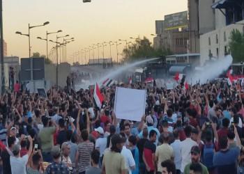تركيا تطلب من رعاياها تجنب السفر إلى العراق بسبب المظاهرات