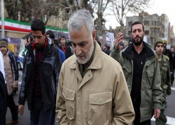 الحرس الثوري يعلن إحباط محاولة لاغتيال قاسم سليماني بإيران