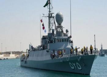 البحرية السعودية تنفذ مناورات جسر 20 في مياه الخليج