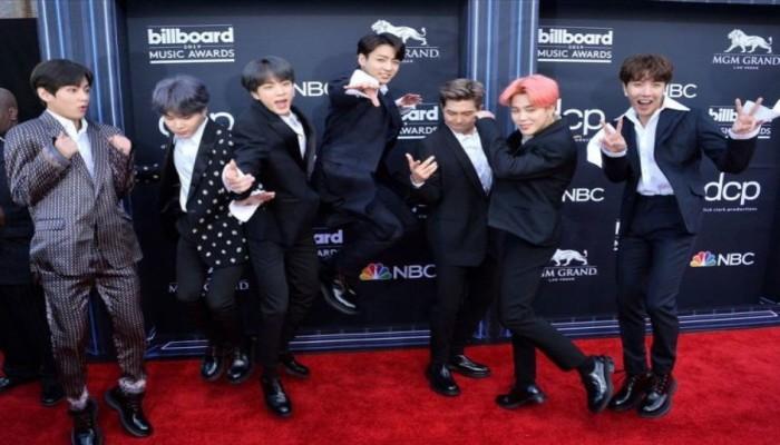 فرقة BTS الكورية: قرار الغناء بالرياض لم يكن سهلا