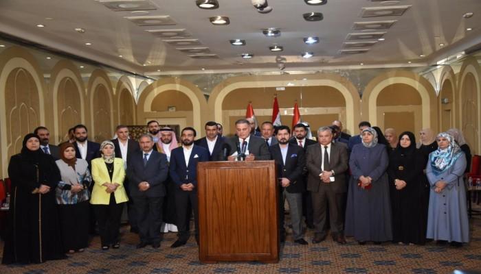 تحالف نيابي سني يعلن تعليق عمله في البرلمان العراقي