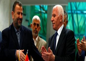 حماس ترد على انتقادات عزام الأحمد لمبادرة الفصائل