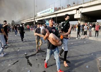 تركيا تدعو العراق لاتخاذ خطوات تلبي مطالب الشعب
