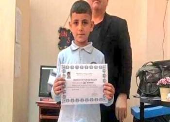 مغردون أتراك يدينون انتحار طفل سوري شنقا بسبب العنصرية