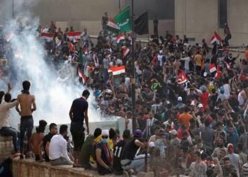 إيران: السعودية وأمريكا دربتا عناصر مندسة في احتجاجات العراق
