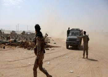 الجيش اليمني يعلن مقتل وإصابة 23 حوثيا في معارك بالضالع