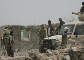 قوات يمنية موالية للإمارات تدفع بتعزيزات عسكرية إلى عدن