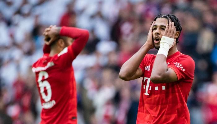 بايرن يتلقى خسارته الأولى بالدوري الألماني