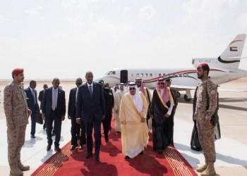 البرهان وحمدوك يصلان إلى الرياض في زيارة رسمية