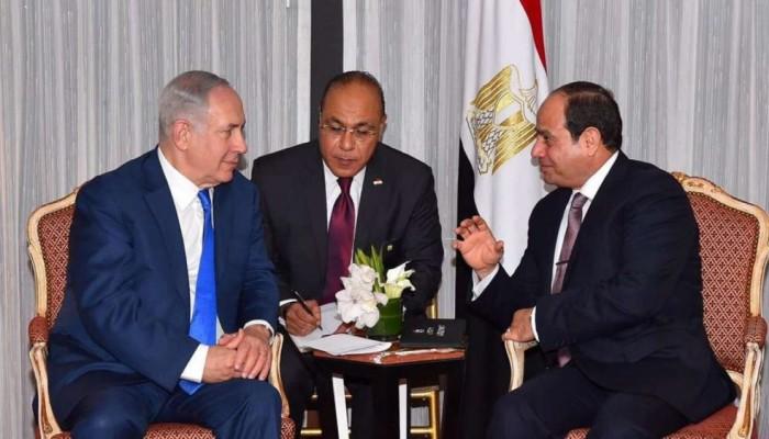 ميدل إيست آي: إسرائيل ترى السيسي مصلحة أمنية حيوية