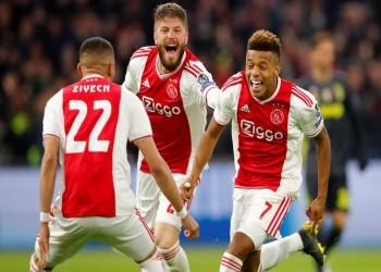 أياكس أمستردام يواصل تألقه وتصدره الدوري الهولندي
