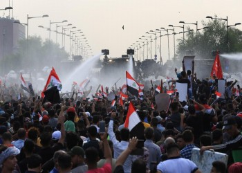 الداخلية العراقية: 104 قتلى منذ بدء الاحتجاجات بينهم 8 شرطيين