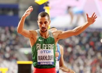 مونديال قطر.. الجزائري مخلوفي يحصد فضية 1500 متر رجال