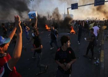 مقتل 8 متظاهرين في تجدد للاشتباكات ببغداد