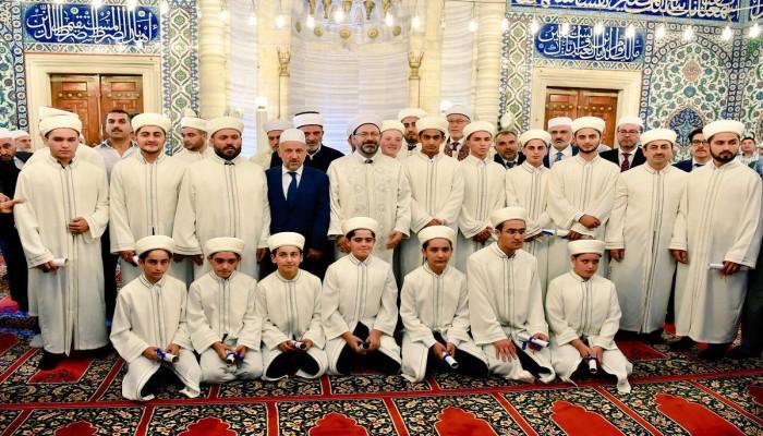 150 ألف حافظ للقرآن في تركيا خلال نصف قرن