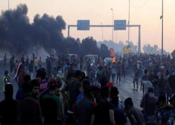 القوات العراقية تعترف باستخدام القوة المفرطة ضد المتظاهرين