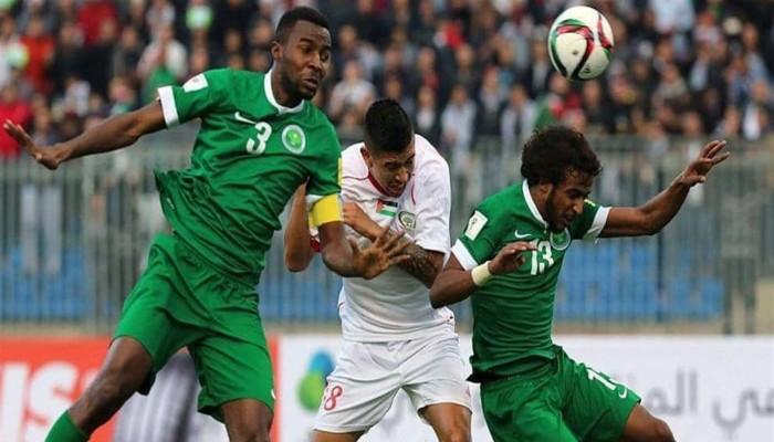الجبهة الشعبية ترفض استضافة المنتخب السعودي بالضفة