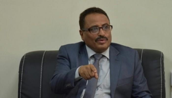 وزير النقل اليمني: الإمارات دولة معتدية وبن زايد سيغرقنا ببحور الدم