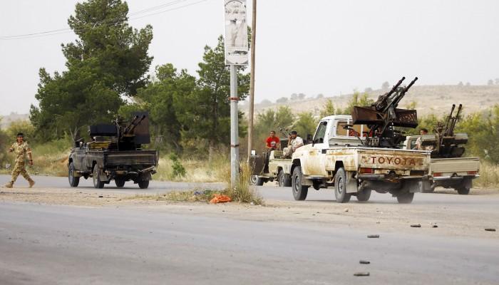 ليبيا.. هدوء حذر غداة استعادة قوات الوفاق مناطق جنوبي طرابلس
