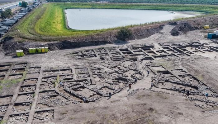 اكتشاف مدينة أثرية عمرها 5 آلاف عام بفلسطين