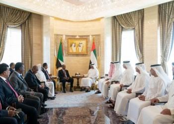 بن زايد يلتقي البرهان وحمدوك في أبوظبي