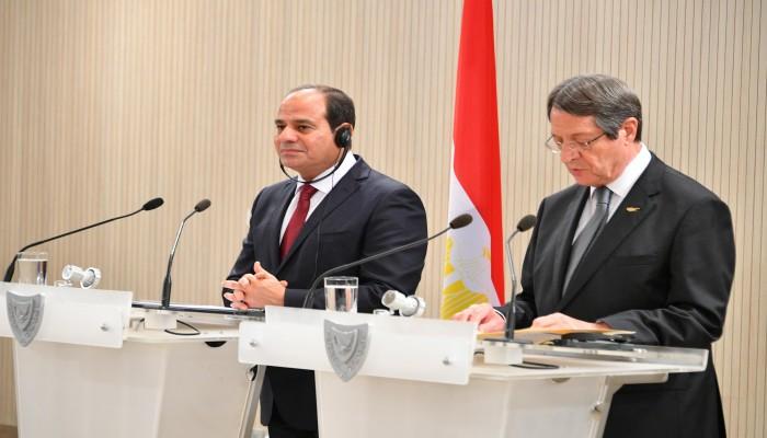 الثلاثي المصري القبرصي اليوناني يشن هجوما حادا ضد تركيا