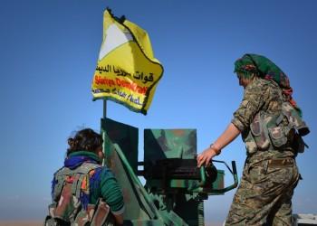 الفصائل الكردية تعلن عن قصف تركي لأحد مواقعها