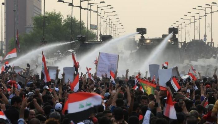 تبعات انتفاضة العراق على دول الخليج