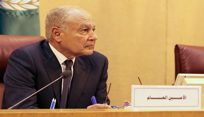 أبوالغيط يؤكد رفض الجامعة العربية للتوغل التركي في سوريا