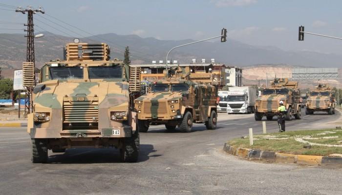 بلومبرج: الجيش التركي بدأ دخول سوريا.. وهذه خطته