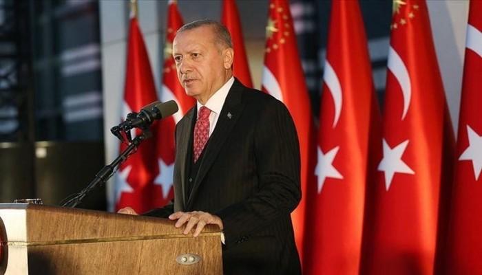 """أردوغان يعلن إطلاق العملية العسكرية """"نبع السلام"""" بشمال شرقي سوريا"""