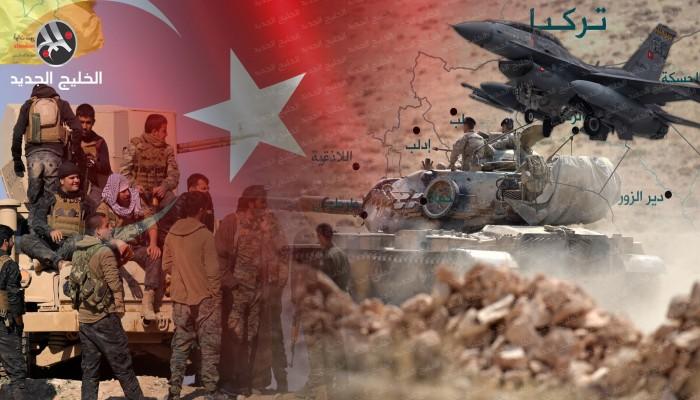 السعودية والإمارات تدينان العملية التركية في سوريا