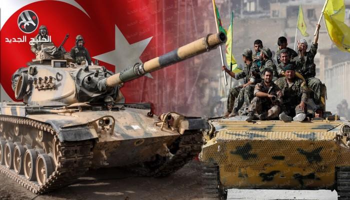 أنباء عن سيطرة القوات التركية على مدينة تل أبيض السورية