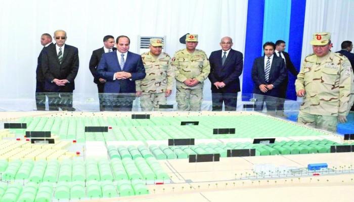 إنسايد أرابيا: فساد الجيش يقوض اقتصاد مصر المضطرب