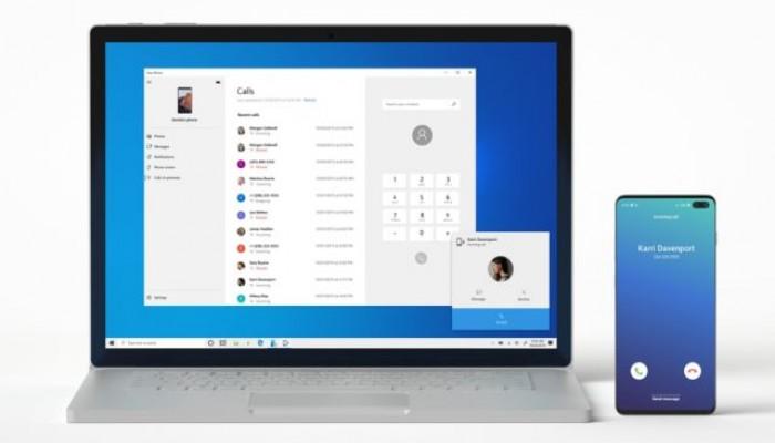 ميكروسوفت تختبر إمكانية إجراء المكالمات من ويندوز 10