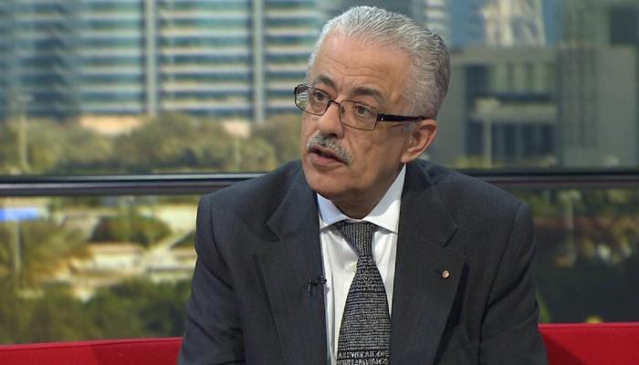 وزير التعليم المصري يتوعد بفصل المزيد من المعلمين
