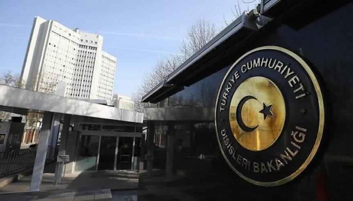 أنقرة: لا معنى ولا قيمة لبيان مصر واليونان وقبرص الرومية
