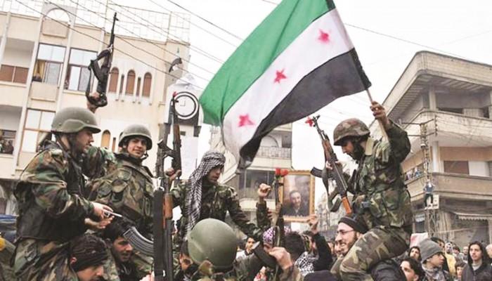 جيش المعارضة السورية يطمئن المدنيين في شرق الفرات