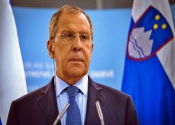 لافروف: روسيا تتفهم مخاوف تركيا بشأن أمن الحدود