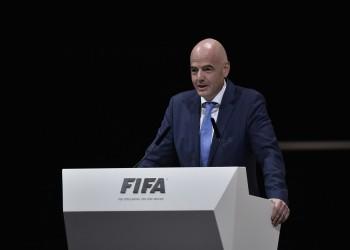 رئيس الفيفا يتوقع نسخة استثنائية للمونديال في قطر