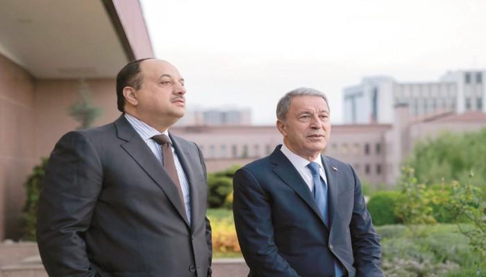 قطر تعلن دعمها للعملية العسكرية التركية في سوريا