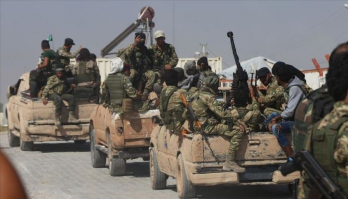 الجيشان التركي والسوري الحر يسيطران على 3 قرى جديدة شمالي سوريا