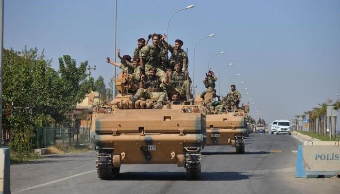 """تعرف على """"الجيش الوطني السوري"""" المساند لتركيا في نبع السلام"""