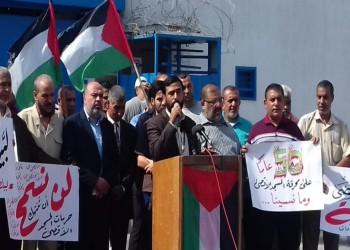 حماس تطالب برفع اليد الثقيلة عن المقاومة في الضفة