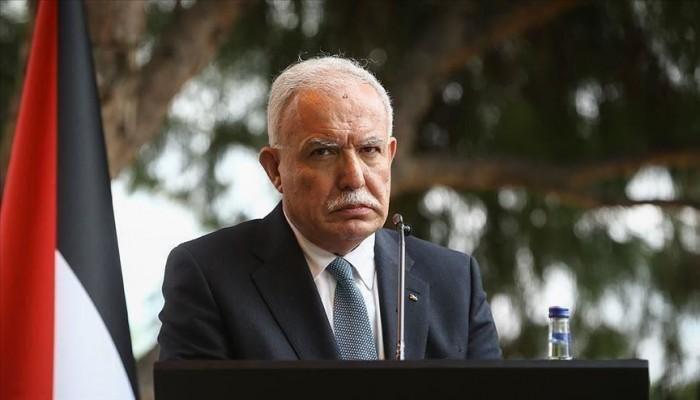 """المالكي: فلسطين لن تصدر أي بيان بشأن """"نبع السلام"""""""
