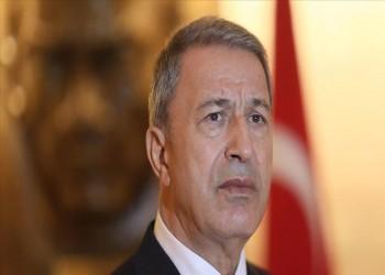 تركيا تبحث مستجدات نبع السلام مع فرنسا وأمريكا وفرنسا