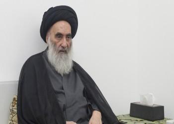 السيستاني يحمل الحكومة العراقية مسؤولية مقتل المحتجين