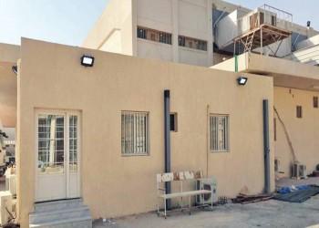 16 إصابة في حريق داخل سجن للنساء بالكويت