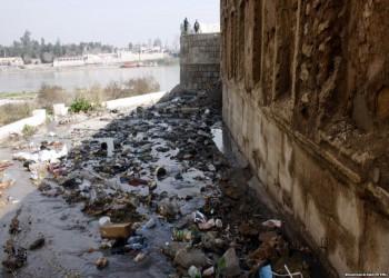 هكذا حول الفساد نهر دجلة إلى مصدر للأمراض في العراق