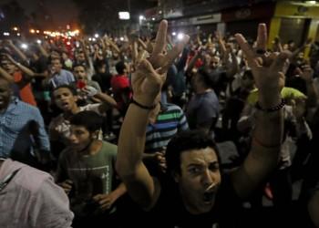 احتجاجات مصر.. لماذا يجب أن يشعر السيسي بالقلق؟